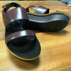 MADE IN ITALY MARNI SANDALS